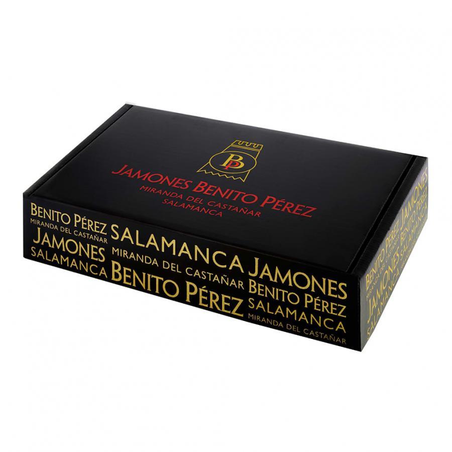 30 sobres de 100g de Jamón de Cebo Ibérico 50%