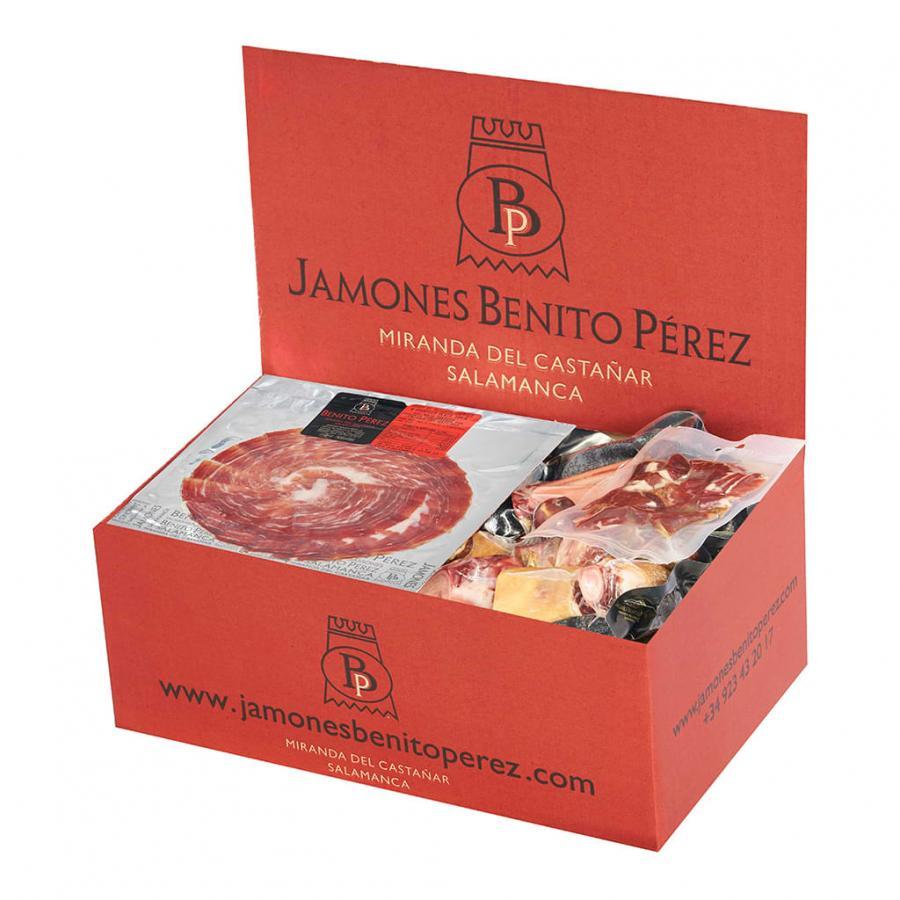 Jambon de Bellota 50% Ibérique Coupé au Couteau