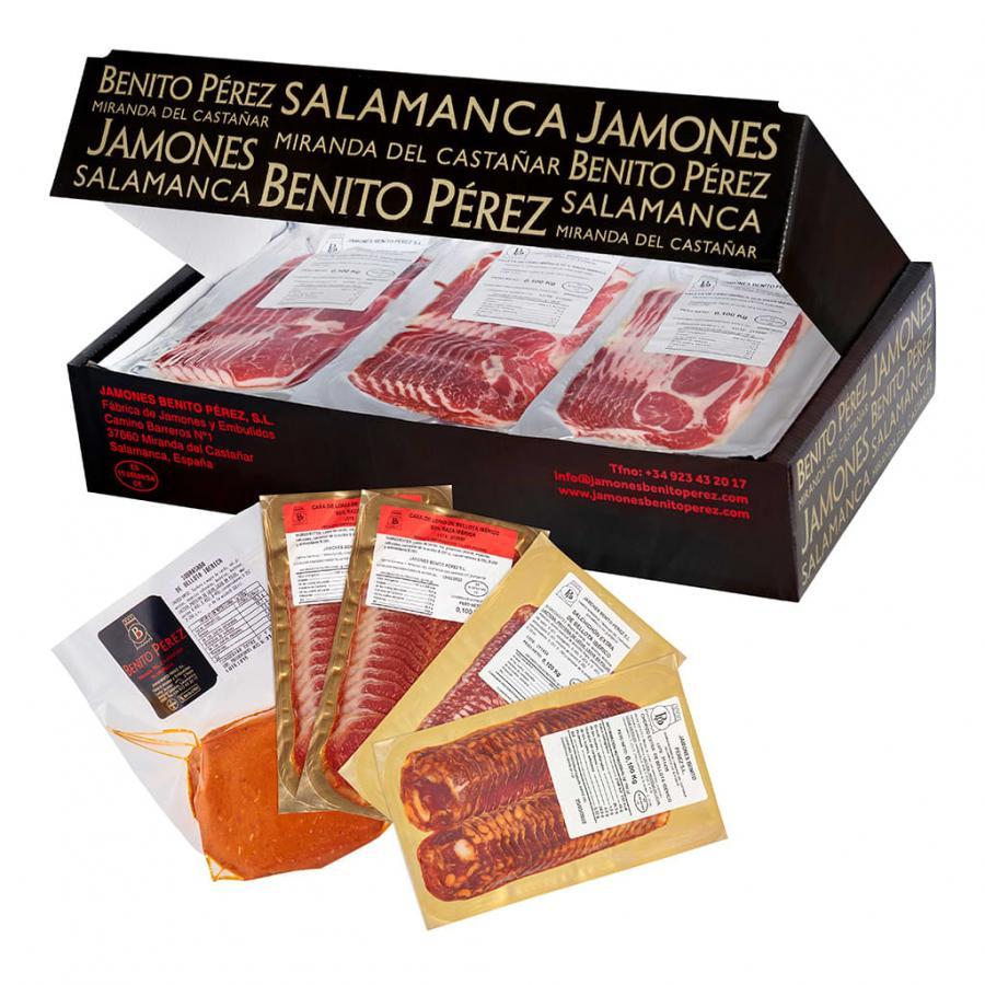 SALE! Sliced Iberian Shoulder Ham